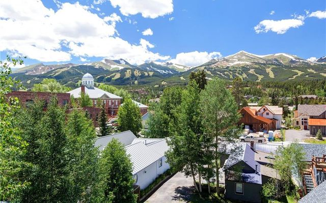 107 N Harris Street #316 BRECKENRIDGE, CO 80424
