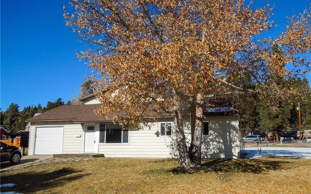 213 West 17th St. LEADVILLE, CO 80461