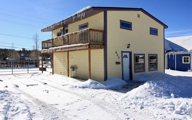 805 Elm Street LEADVILLE, CO 80461