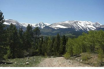 0 BEAVER CREEK Road ALMA, CO 80420