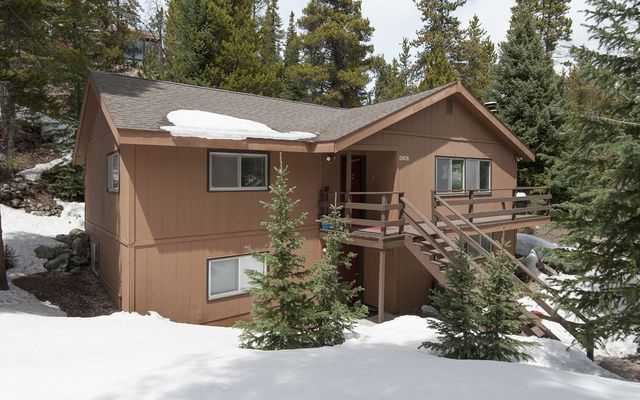 76 Louise Placer Road BLUE RIVER, CO 80424
