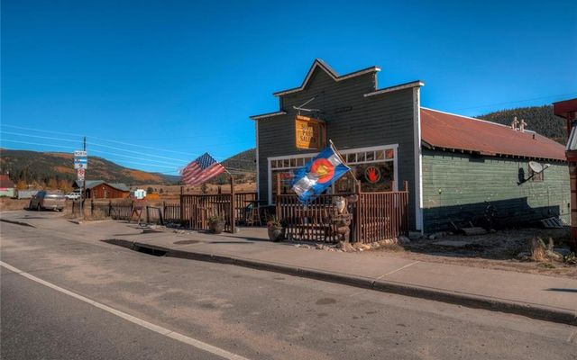 24 N MAIN Street N/A ALMA, CO 80420