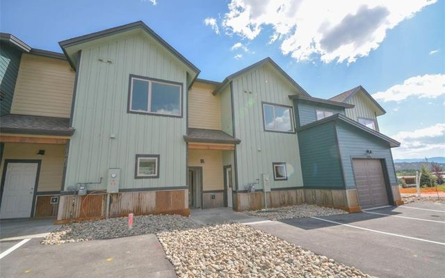 1515 Adams Avenue 16C SILVERTHORNE, CO 80498