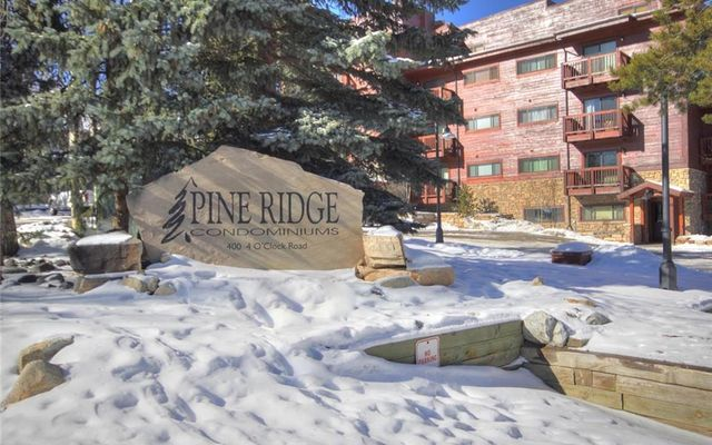 Pine Ridge Condo 15-D - photo 1