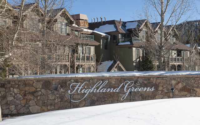 34 Highfield Trail #111 BRECKENRIDGE, CO 80424