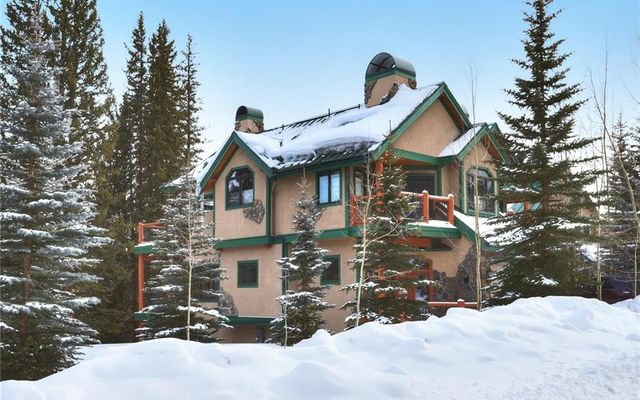 114 WOODS Drive #114 BRECKENRIDGE, CO 80424