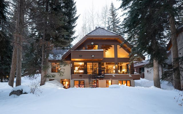 272 W Meadow Drive # A Vail, CO 81657