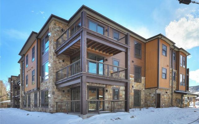 1060 Blue River Parkway TH 105 SILVERTHORNE, CO 80498