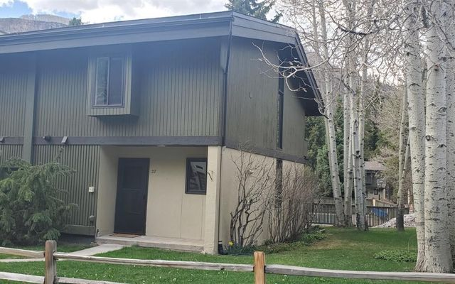 1975 W Gore Creek Drive # 27 Vail, CO 81657