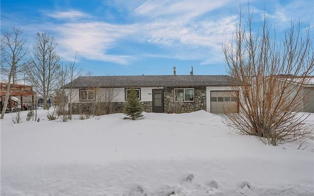 212 20th Street KREMMLING, CO 80459