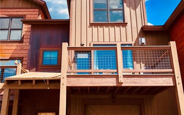 12 Damselfly Loop 47B SILVERTHORNE, CO 80498
