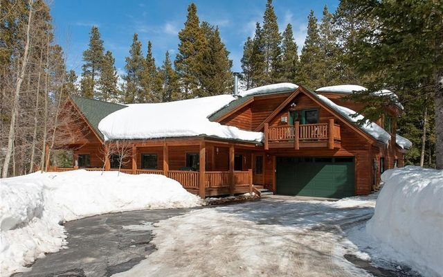 166 Protector Circle BRECKENRIDGE, CO 80424
