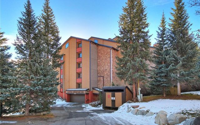 158 Ten Mile Circle 412-416-417 COPPER MOUNTAIN, CO 80443