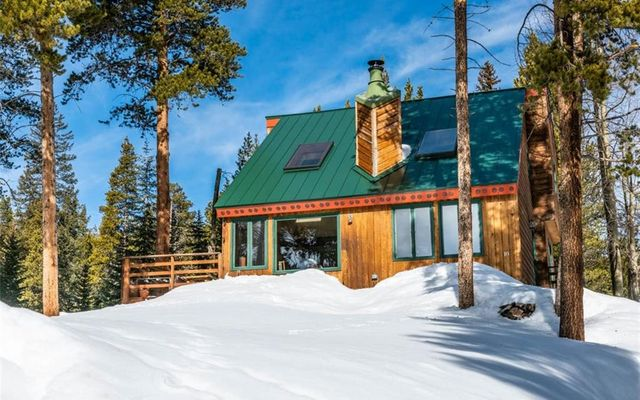 18 Gold Nugget Drive BRECKENRIDGE, CO 80424