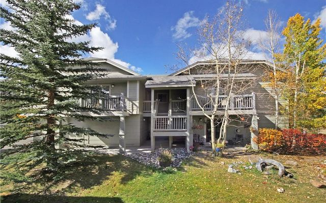 1517 Point Drive #202 FRISCO, CO 80443