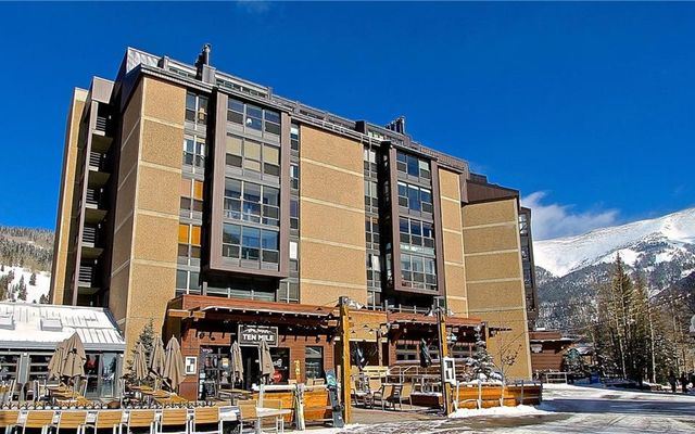 209 Ten Mile Circle 419/421/423 COPPER MOUNTAIN, CO 80443