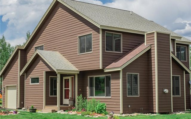580 W Coyote Drive SILVERTHORNE, CO 80498