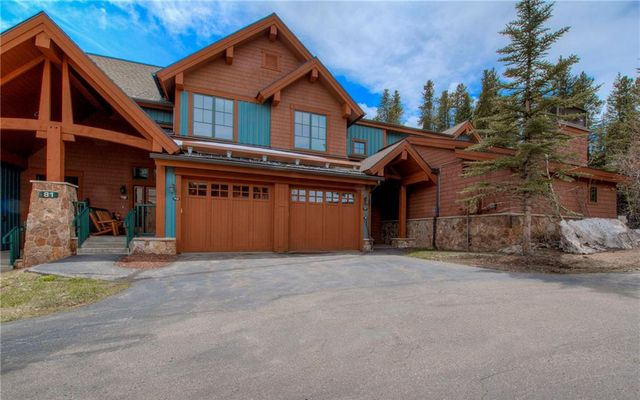 81 Mountain Thunder Drive #701 BRECKENRIDGE, CO 80424