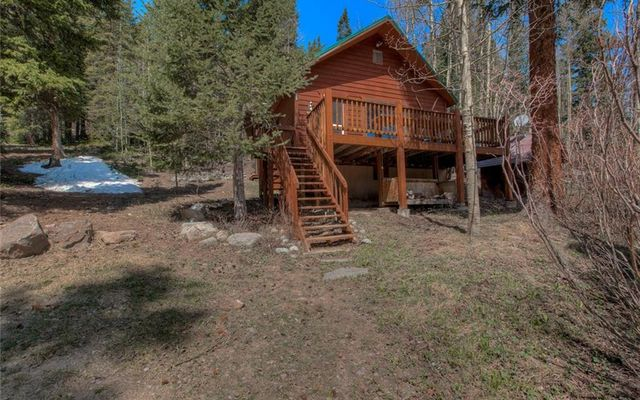 523 Peterson Drive ALMA, CO 80420