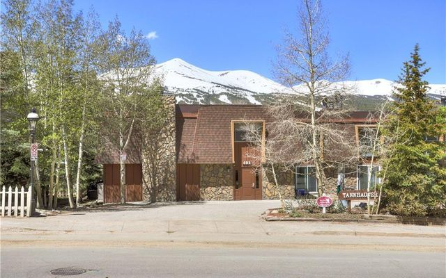 401 S Ridge Street #8 BRECKENRIDGE, CO 80424