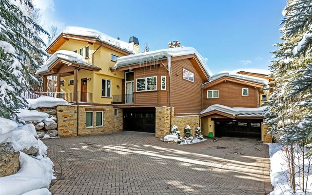 1455 Greenhill Court E & W Vail, CO 81657