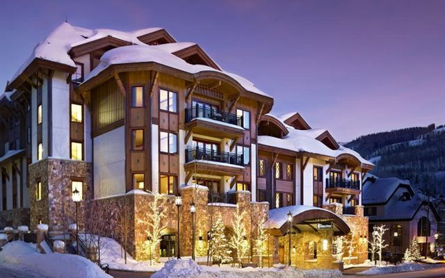 16 Vail Road #121 Vail, CO 81657