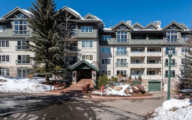 50 Scott Hill Road #204 Beaver Creek, CO 81620