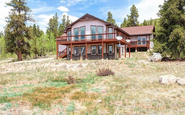 176 Ice Axe Court ALMA, CO 80420