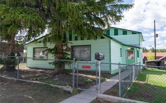 215 Elm Street LEADVILLE, CO 80461