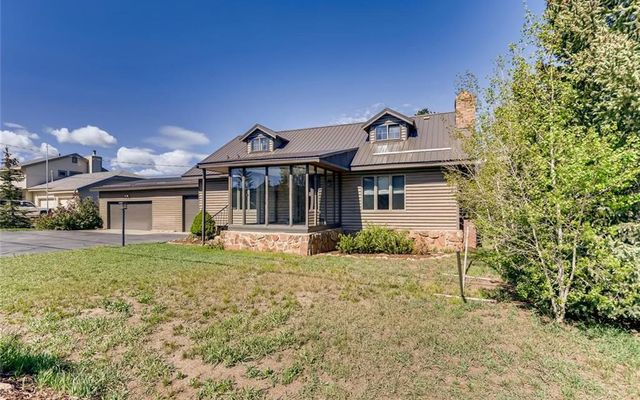 337 Lagoon Lane SILVERTHORNE, CO 80498