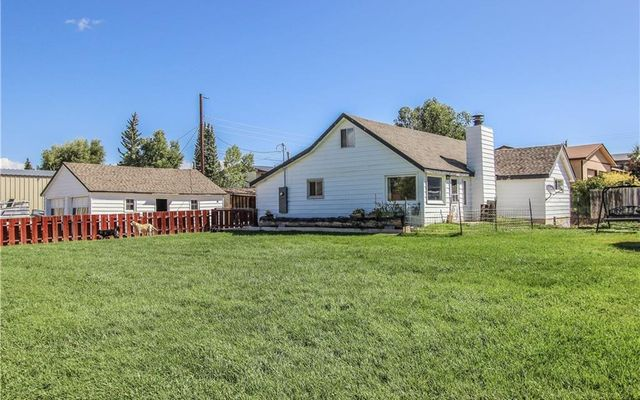 903 Railroad KREMMLING, CO 80459