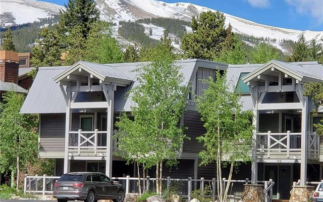 106 Broken Lance Drive #4 BRECKENRIDGE, CO 80424