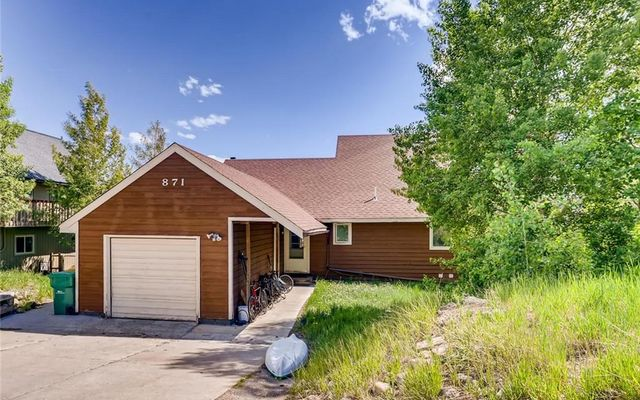 871 Idlewild Drive DILLON, CO 80435