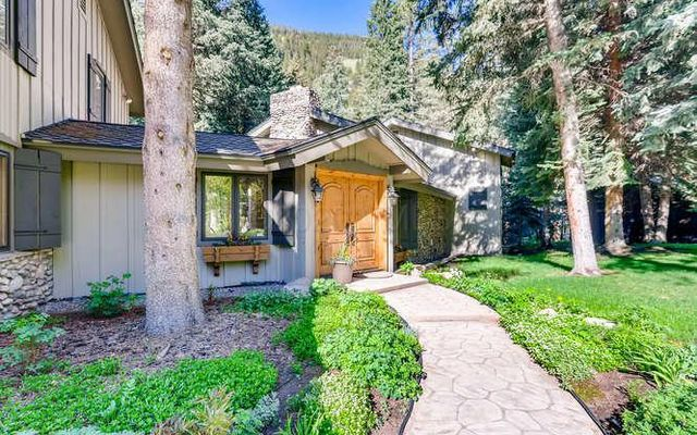 4336 Streamside Circle Vail, CO 81657