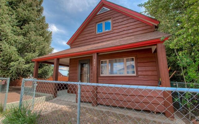321 Elm Street LEADVILLE, CO 80461
