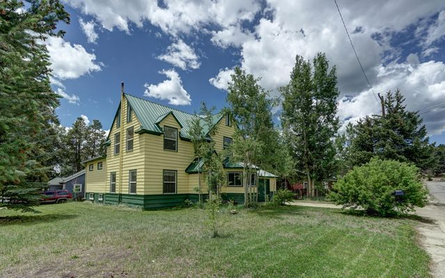 1604 Mount Elbert Drive Leadville, CO 80461