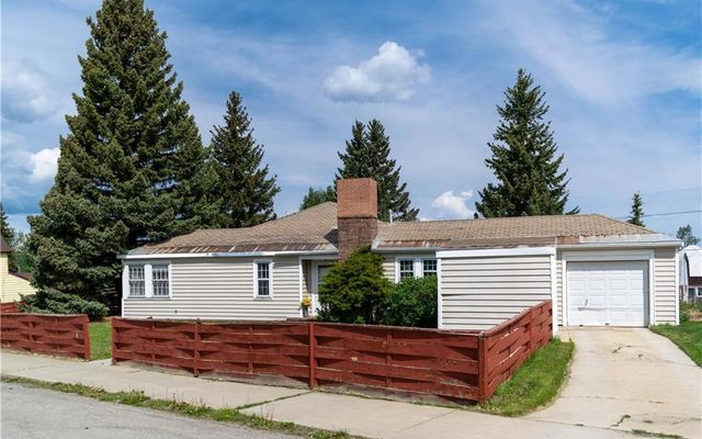330 W 8th Street LEADVILLE, CO 80461