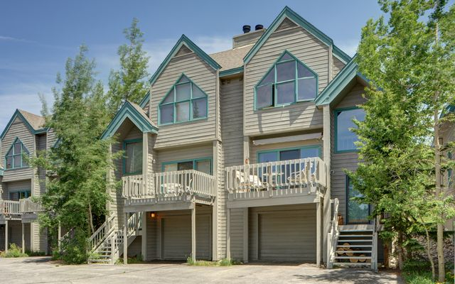 25 Washington Lode Road #25 BRECKENRIDGE, CO 80424