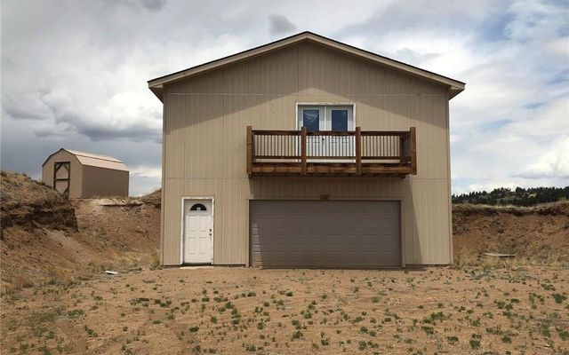 1332 Frees Loop HARTSEL, CO 80449