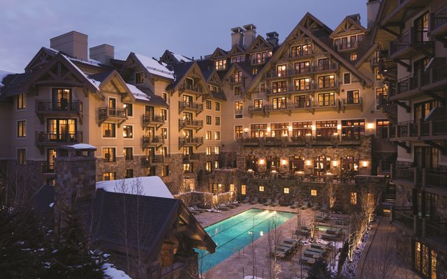 Four Seasons Resort Vail Private Residen 6101 - photo 8
