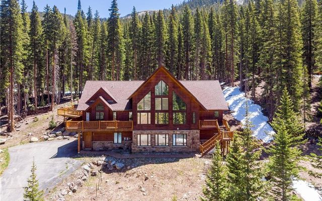 133 SILVERHEELS Drive BRECKENRIDGE, CO 80424