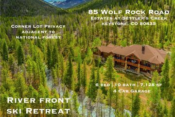 85 Wolf Rock Road KEYSTONE, CO