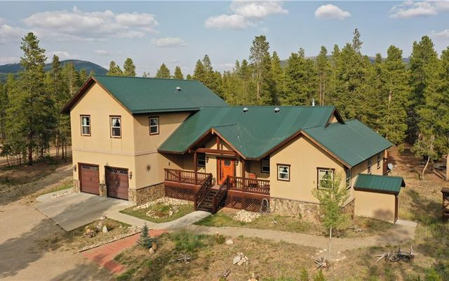 401 County Road 9 LEADVILLE, CO 80461