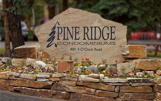 Pine Ridge Condo 13 A - photo 1