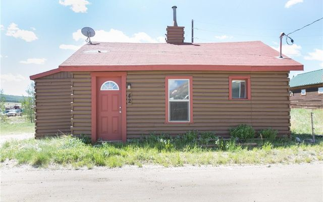 42 Buckskin Way ALMA, CO 80420