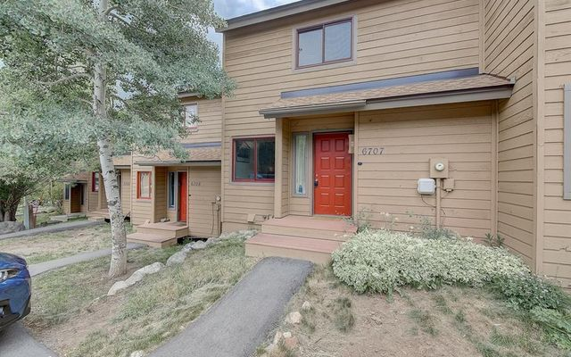 6707 Ryan Gulch Road #6707 SILVERTHORNE, CO 80498