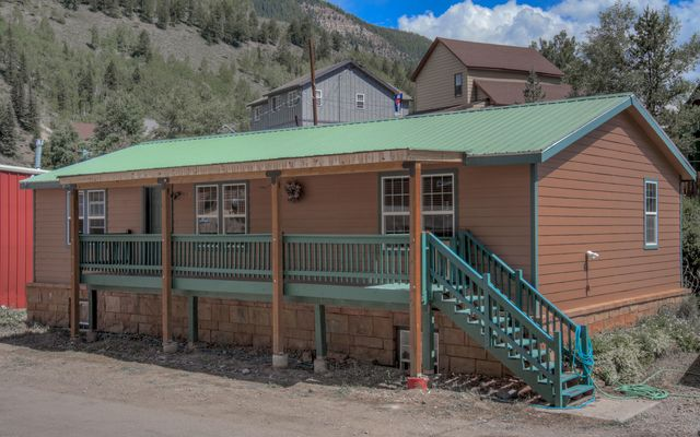 275 Water Street Red Cliff, CO 81649