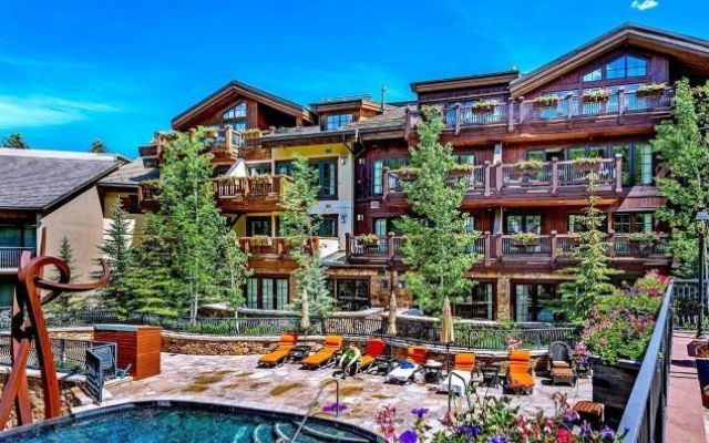 1 Willow Bridge Road 31A Vail, CO 81657