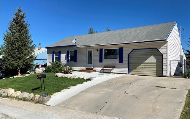 602 W 8th Street LEADVILLE, CO 80461