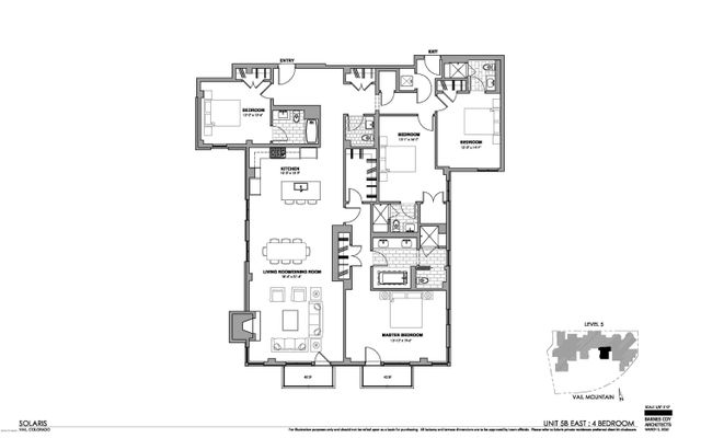 Solaris Residences 5b East - photo 20